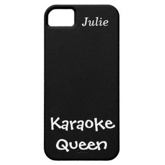 Karaoke Queen iPhone SE/5/5s Case