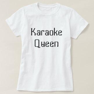 Karaoke Queen Tees