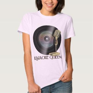 Karaoke Queen Tshirt