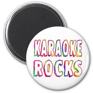 Karaoke Rocks Magnet