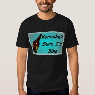 Karaoke seguro que cantaré playera
