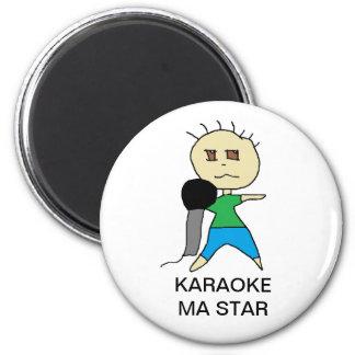 KARAOKE STAR MAGNETS