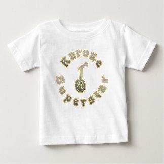 Karaoke Superstar & Mic (National Karaoke Week) Tee Shirt