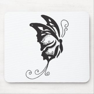 Karas Butterfly Mouse Pad