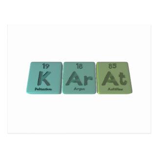 Karat-K-Ar-At-Potassium-Argon-Astatine.png Postcard