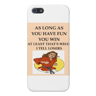 karate1.png iPhone 5 funda