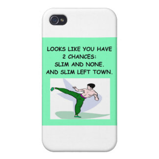 karate1.png iPhone 4 cases
