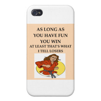 karate1.png iPhone 4/4S cover