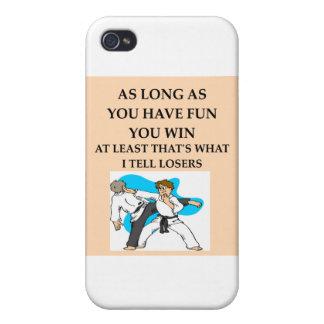 karate2.png iPhone 4 cárcasas