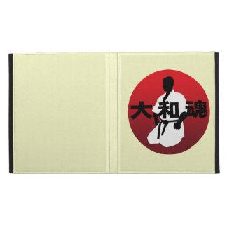 KARATE 2 iPad FOLIO COVERS