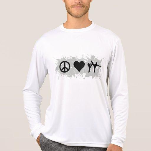 Karate 3 camisetas