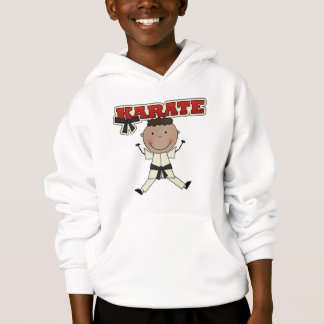 KARATE - African American Boy Tshirts and Gifts