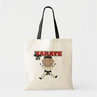 KARATE - African American Boy Tshirts and Gifts Bags