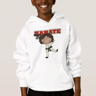 Karate - African American Girl Tshirts and Gifts