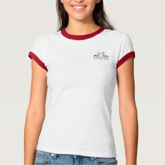 Karate-afronte/las camisetas traseras del playeras