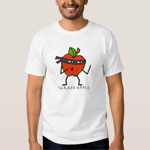 Karate Apple Camisas