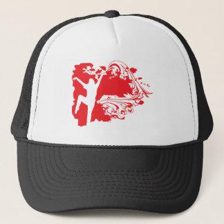 Karate Art Trucker Hat