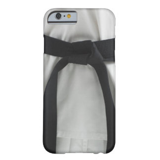 Karate black belt barely there iPhone 6 case