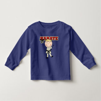 KARATE - Blond Boy Tshirts and Gifts