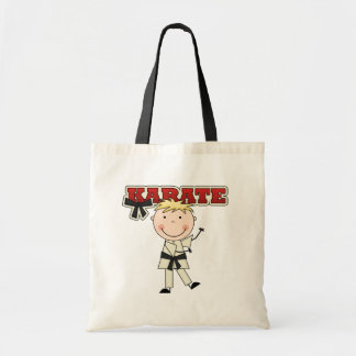 KARATE - Blond Boy Tshirts and Gifts Canvas Bags