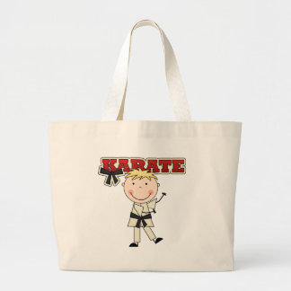 KARATE - Blond Boy Tshirts and Gifts Canvas Bag