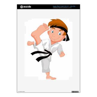 KARATE BOY SKIN FOR iPad 3