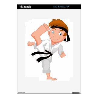 KARATE BOY SKINS FOR iPad 2