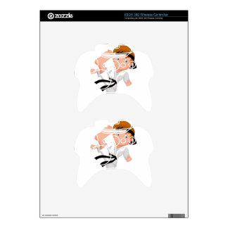 KARATE BOY XBOX 360 CONTROLLER SKINS