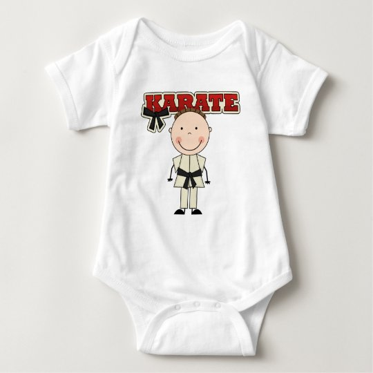 KARATE - Brunette Boy T-shirts and Gifts