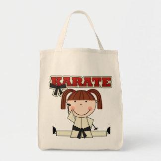 KARATE - camisetas y regalos triguenos del chica Bolsas