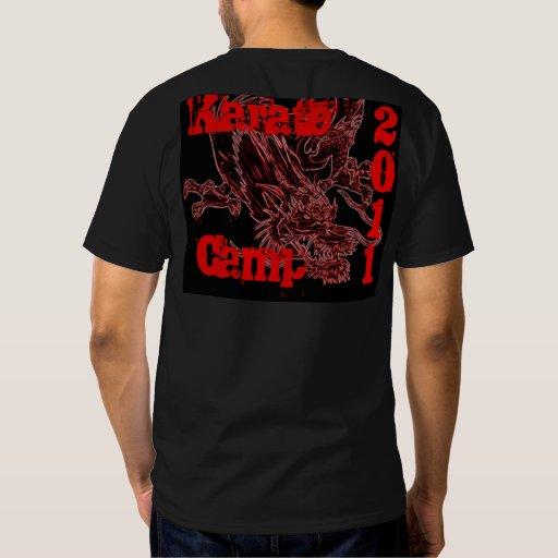 Karate Camp 2011 Tshirts