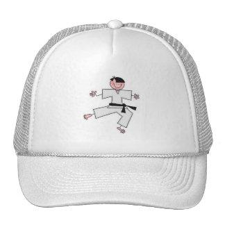 Karate Cartoon Hat