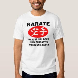 Karate Character Shirt