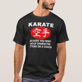 Karate Character T-Shirt