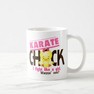 Karate Chick 1 Coffee Mug