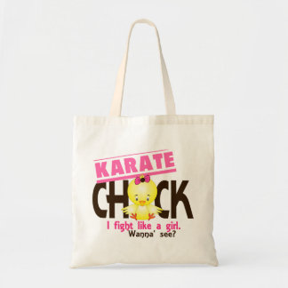 Karate Chick 1 Tote Bag