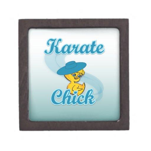Karate Chick #3 Premium Keepsake Boxes