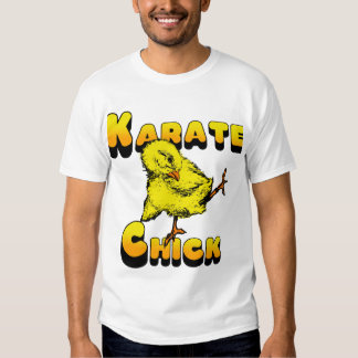Karate Chick husbands supporters Martial Arts Gift T Shirt