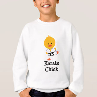 Karate Chick Kids Sweatshirt