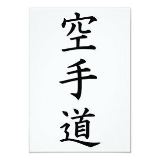 Karate chino del kanji