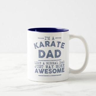 Karate Dad Mug (Blue)