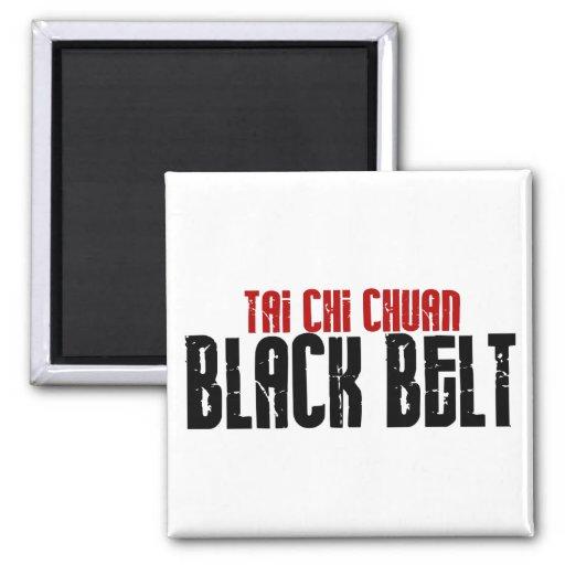 Karate de la correa negra de Chuan de la ji del Ta Imán Cuadrado