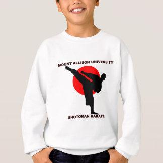 Karate de Shotokan de la universidad de Allison Poleras