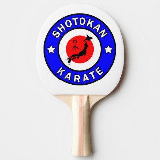 Karate de Shotokan Pala De Tenis De Mesa