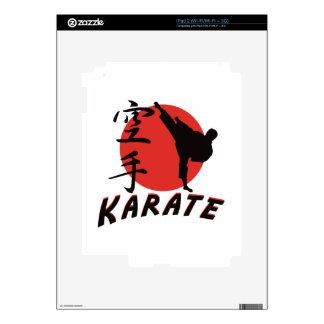 Karate del karate skins para eliPad 2
