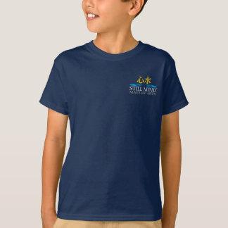 Karate-do Front/Back Dark Kid's T-Shirts