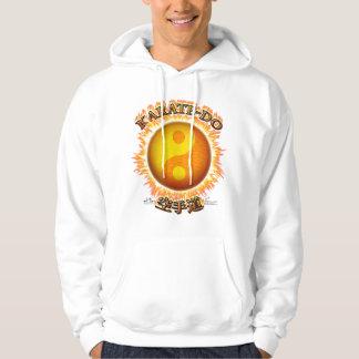 Karate-do Front Hooded Sweatshirts