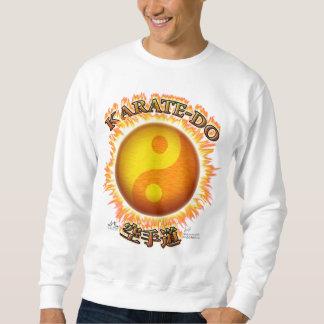 Karate-do Front Sweatshirts