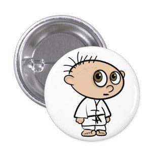 Karate Dude Button