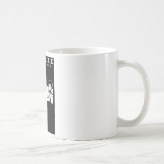 karate empty hand coffee mug